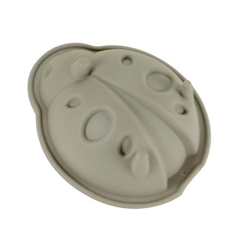 iHouse 1434 Silikon Jöle Kalıbı Uğur Böceği Sütlü Kahve