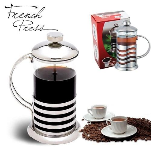 Hepsi Dahice Süzgeçli Çay ve Kahve Kupası French Press