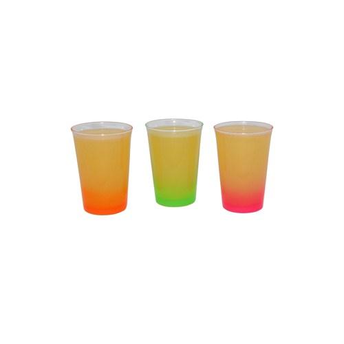 Paşabahçe Dip Boyalı Meşrubat Bardağı 3Lü