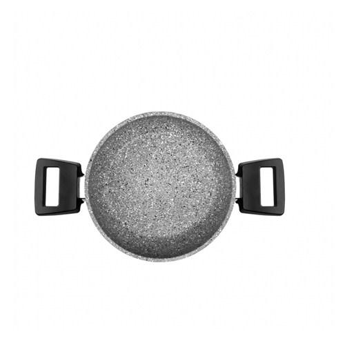 Karaca Grey Stone Bıo Granit Sahan 20 Cm