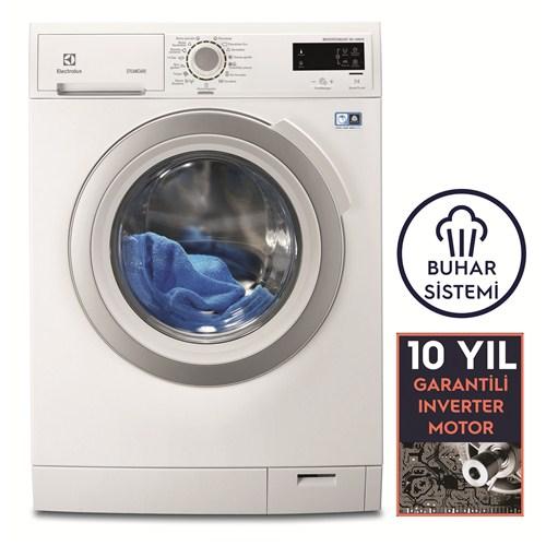Electrolux EWF1486GDW2 A+++ 8 Kg 1400 Devir Çamaşır Makinesi (Buharlı yıkama )