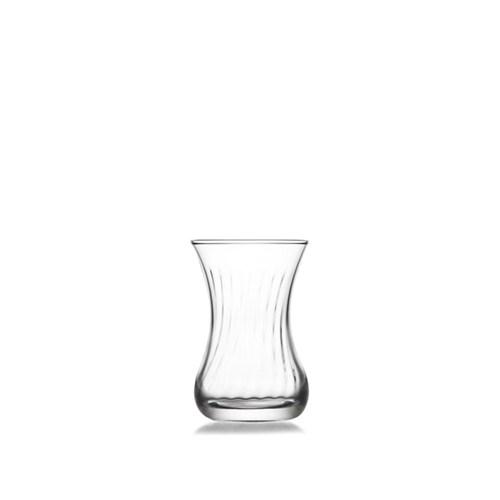 Lav Demet Optikli Çay Bardağı 6Lı