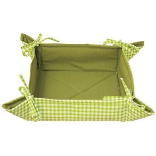 Yastıkminder Yeşil Ekmek Sepeti