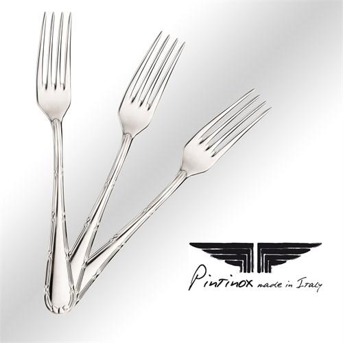 Pintinox Tatlı Çatal Filet 12Li