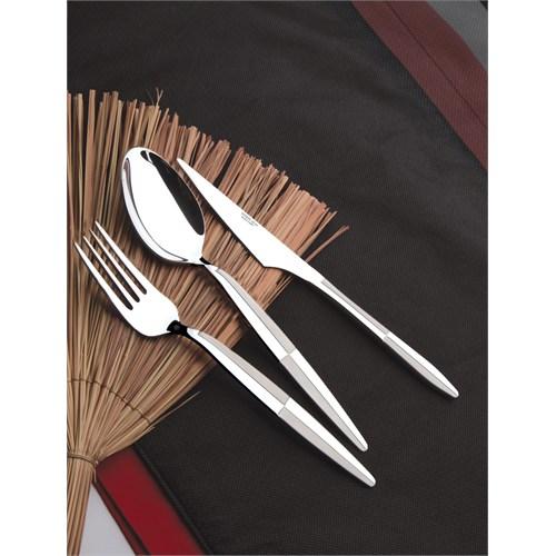 Yetkin Eftelya 12 Adet Yemek Çatalı - Sade