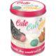 Nostalgic Art Cute Cats Club Yuvarlak Teneke Saklama Kutusu