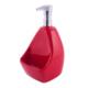Evon Süngerlikli Sıvı Sabunluk Kırmızı