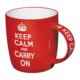 Nostalgic Art Keep Calm and Carry On Kupa