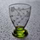 Başak 41011 Çın Çın 12 Adet (Yeşil Selvi) Su-Meşrubat Bardaği