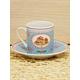 Kitchen Love Porselen 6 Kişilik Kahve Fincanı