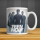 İf Dizayn Teen Wolf Baskılı Kupa Bardak