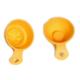 2 li Düz-Yıldızlı Pilav Tatlı Kalıbı Sarı - Asortili