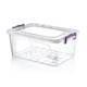 Hobby Life Plastik 13 Lt Diktörtgen Multi Box Saklama Kabı