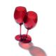 Joy Glass 2 Li Kırmızı Kadeh