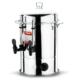 Çakır Mutfak 80 Bardak Endüstriyel Çay Otomatı (Göstergeli Musluklu)
