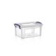 Dünya Plastik 3 lt Derin Clear Box Saklama Kutusu