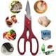 Biyax Multifonksiyonel Mutfak Makası