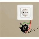 Dekorjinal Duvar Sticker Kst09