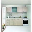 Kenyap 805821 Rainbow MKYL Kapaklı Mutfak Beyazmeşe 240 cm