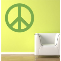 I Love My Wall Peace Duvar Sticker -2 ( Sticker hediyeli! )