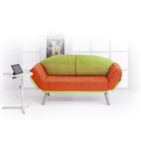 Futon Assos S Kanepe - Turuncu Yeşil