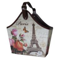 Giz Home Gazetelik Tek Saplı Carte Eyfel Paris Büyük