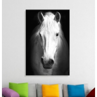 Artcanvas Think Positive Dekoratif Kanvas Tablo -50x70 cm