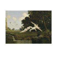 ARTİKEL Louis Michel Eilshemius - Afternoon Wind 50x70 cm KS-1231
