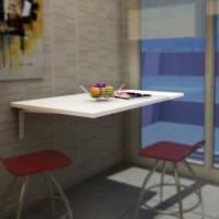 Bmd Mobilya Duvara Monte Muftak Masası (1,8 cm kalınlığında)