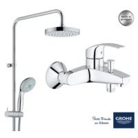 Grohe New Tempesta 200 Banyo Bataryalı Duş Sistemi