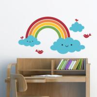 Dekorjinal Çocuk Odası Duvar Sticker Dck53