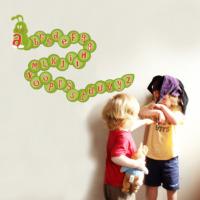 Dekorjinal Çocuk Odası Sticker Kcs13