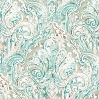Mot Çiçekli Duvar Kağıdı 10-005402