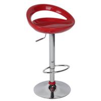 Evmanya Haus Bar Sandalyesi Kırmızı