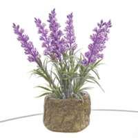 Vitale Yapay Çiçek Mor Bonzai