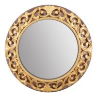 Carven Dekoratif Motifli Ayna