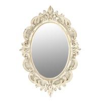 Eskitme Provence Oval Ayna