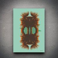 Zoodesignstudio Kanvas Tablo Tg00030
