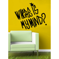 Where Is My Mind Duvar Sticker