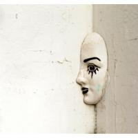 Fotocron Beyaz Maske Tablo