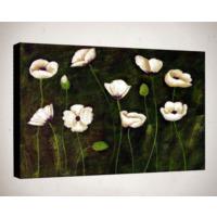 Kanvas Tablo - Çiçek Resimleri - C139