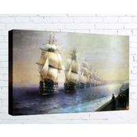 Kanvas Tablo - Gemi Resimleri - Gm66