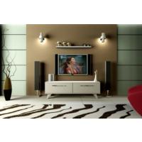 Eyibil Mobilya 160 cm Poyraz Tv Sehpası Tv Ünitesi Duvar Raflı