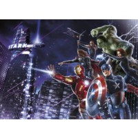 Disney Edition 4-434 Marvel Duvar Posteri