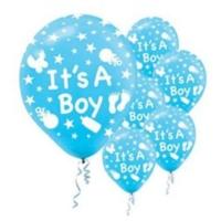 Parti Şöleni İt's A Boy Balon 20 Adet