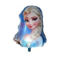 Parti Şöleni Karlar Ülkesi Frozen Folyo Balon 1 Adet