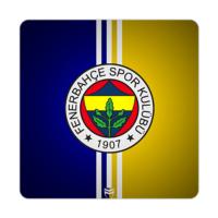 Fotografyabaskı Bardak Altlığı 4'lü Set Fenerbahçe 2