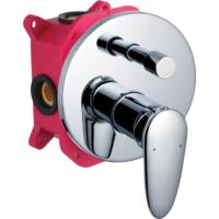 Creavit E-Box Ankastre Duş Armatürü Krom
