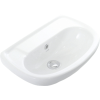 Creavit Oval Lavabo 30X45 Cm Beyaz