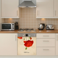 Decor Desing Beyaz Eşya Sticker Dbl21